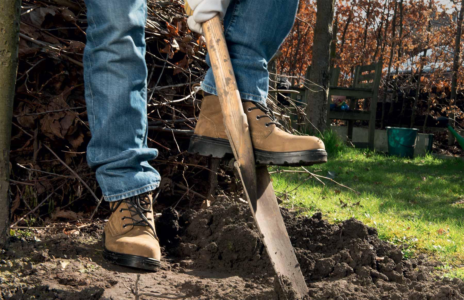 tuinieren werkschoenen - chaussures de sécurité - work shoes